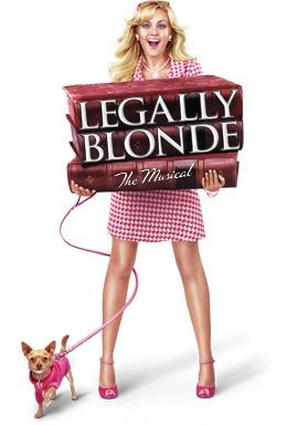 Legally Blond logo